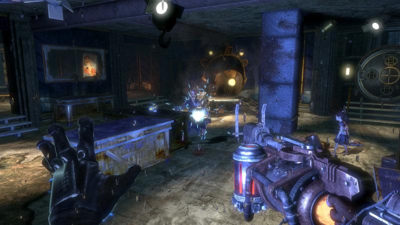 Bioshock 2 Remastered now on MAC