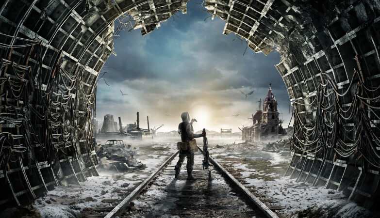 Metro: Exodus title