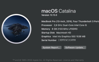 apple random serial number