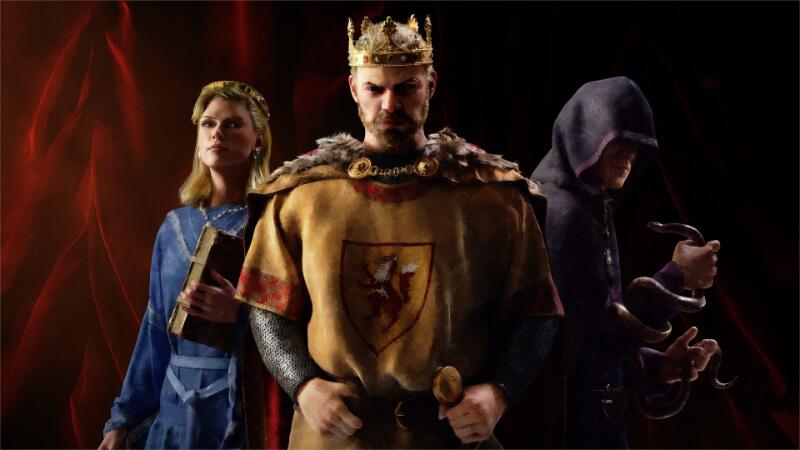 Crusader Kings 3 on MacOS