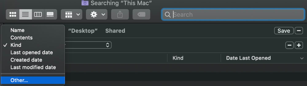 Mac find large files 3
