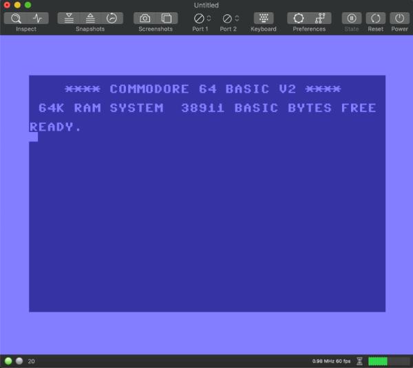 c64 emulator mac virtualc64